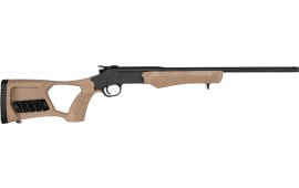 Rossi SS4111813TAN Tuffy 18 Youth Black/TAN Shotgun