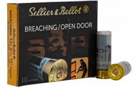 Sellier & Bellot SB12BR 12GA Breaching 1/2OZ - 10sh Box
