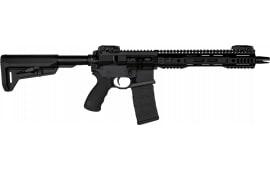 Franklin Armory 1254BLK Reform NRS 11.5 SBN 300 Blackout Black