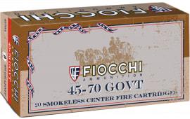 Fiocchi 4570A 4570GVT 405 LRNFP - 20rd Box