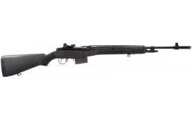 """Springfield Armory MA9106CA M1A Standard *CA Compliant* Semi-Auto 308 Win/7.62 NATO 22"""" 10+1 Black Parkerized"""