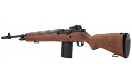 "Springfield Armory NA9102 M1A National Match Semi-Auto .308 22"" 10+1 Walnut Stock Black"