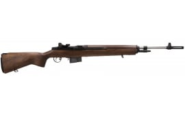 "Springfield Armory SA9802 M1A Super Match Semi-Auto .308 22"" 10+1 Walnut Stock Stainless Steel"