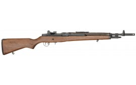 "Springfield Armory AA9122 M1A Scout Squad Semi-Auto .308 18"" 10+1 Walnut Stock Blued"