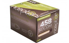 Inceptor 458ARXBR200 Preferred Hunting 458 Socom 200 GR ARX - 20rd Box