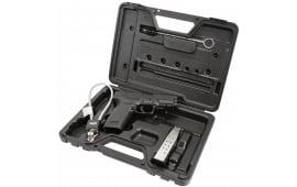 "Springfield XD9611 XD Essential Pkg *CA Compliant* DAO 45 ACP 4"" 10+1 Poly Grip/Frame Black"