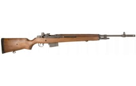 "Springfield Armory SA9121CA M1A M21 Tactical *CA Compliant* Semi-Auto .308 22"" 10+1 Walnut Stock Blued"