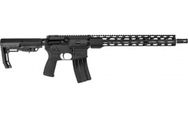 "Radical Firearms RF-15 Semi-Automatic AR-15 Rifle .223/5.56 30rd 16"" SS Med Contour Barrel - FR16-223W-SS-15RPR"