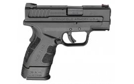 """Springfield Armory XDG9801 XD Mod.2 Sub-Compact Double 9mm 3"""" 10+1 Black"""