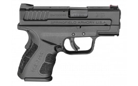 "Springfield Armory XDG9802HC XD Mod.2 Sub-Compact Double .40 S&W 3"" 9+1/12+1 Grip Extension Black"