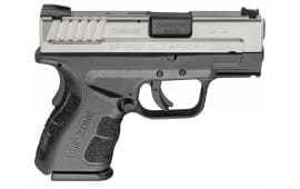 "Springfield Armory XDG9821HC XD Mod.2 Sub-Compact Bi-Tone Double 9mm 3"" 13+1/16+1 w/X-Tension Black"