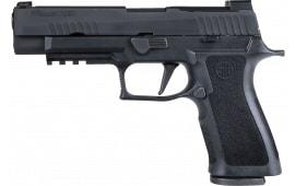 "Sig P320 X Full Size 9mm, 4.70"" Barrel, X-Ray3/Night Sights, Black, 17rd"