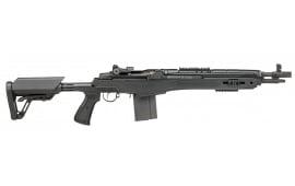 "Springfield Armory AA9611 M1A Socom Semi-Auto .308 16.2"" 10+1 5-Position CQB with Adj Cheekpiece Black Parkerized"