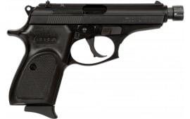 Bersa T22MX Thunder .22LR FS 10+1 Black Matte Synthetic Threaded BBL