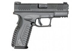 "Springfield Armory XDM9384BHCE XD(M) Full Size Black Double .40 S&W 3.8"" 16+1 Black"