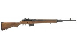 "Springfield Armory MA9222NT M1A Loaded *NY Compliant* Semi-Auto .308 22"" 10+1 Walnut Stock Black Parkerized"