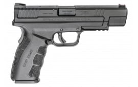 "Springfield Armory XDG9545BHC XD MOD.2 Double 45 ACP 5"" 13+1 Black Polymer Grip Black Carbon Steel"