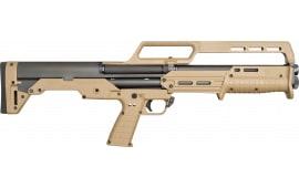 "Kel-Tec KS7TAN KS7 Shotgun 12GA. 3""7rd18.5"" Cylinder TAN Shotgun"
