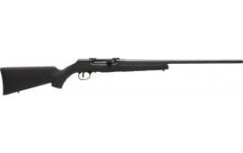 """Savage Arms 47700 A17 Sporter 20"""" 10-SH Accu TGR BLUED/BLACK SYN"""
