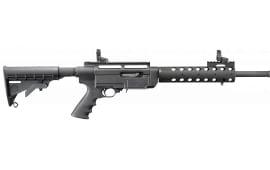 "Ruger 1236 SR22 Fixed Stock Semi-Auto 22 Long Rifle 16.1"" 10+1 Fixed Black"