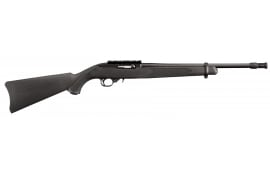 "Ruger 1261 10/22 Tactical Semi-Auto 22 Long Rifle 16.1"" 10+1 Black"