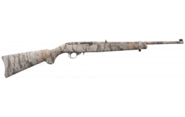 "Ruger 1285 10/22 Carbine Semi-Auto 22 Long Rifle 18.5"" 10+1 Synthetic Natural Gear Camo Stock Natural Gear Camo"