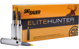 Sig Sauer E65CMTH2-20 6.5 Creedmoor 130 Elite Hunter - 20rd Box
