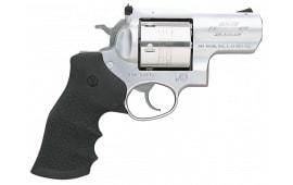 "Ruger 5301 Super Redhawk Alaskan DA/SA .454 Casull 2.5"" 6 Hogue Tamer Monogrip Black Stainless Revolver"