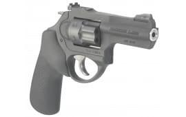 """Ruger 5437 Lcrx 22WMR 3"""" HOG Black Revolver"""