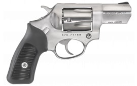 Ruger 5783 SP101 9mm 2.25 Ss/blk Synthetic Revolver