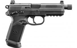 FN 66100657 FNX45 45 TAC MS Venom 15rd Black/BLK