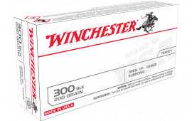 Winchester Ammo USA300BXAC 300 Blackout 200 OT - 120rd Box
