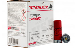 Winchester Ammo TRGT11507 SUP TGT 7.5 1OZ - 250sh Case