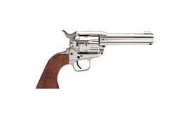 EAA 771125 Bounty Hunter 22LR .22 Magnum 4.75 8rd NKL Revolver
