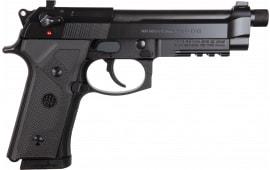 Beretta JS92M9A3GNTO M9A3 Nonthrd Black 10rd NY/NJ
