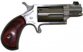 """NAA NAA-.22 Lr-xss .22 LR Mini REV 1-1/8"""" w/xs Revolver"""