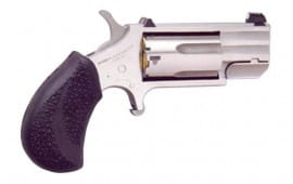 NAA Naa-pug-tc PUG 22WMR Conv Tritium Revolver