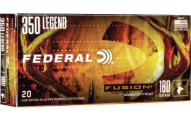 Federal F350LFS1 350 Legend 180 Fusion SP - 20rd Box