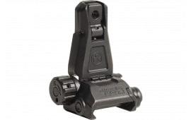 Magpul MAG276-BLK Mbus Pro Rear Folding Black Steel Adjustable
