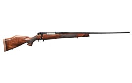 "Weatherby MDXM7MMWR6O Mark V Deluxe Bolt 7mm Weatherby Magazine 26"" 3+1 Walnut Stock Blued"