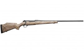 Weatherby MOTM257WR6O 257 Weatherby MKV 26' Fluted Outfitter Desert Camo