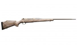 """Weatherby MATM7MMWR6O 7mm Weatherby MKV 26"""" Fluted Terramark Desert Camo"""