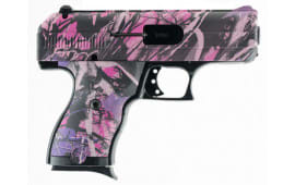 "Hi-Point 916PI C9 Single 9mm 3.5"" 8+1 Muddy Girl Polymer Grip/Frame"