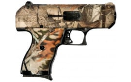 "Hi-Point 916WC C9 Single 9mm 3.5"" 8+1 Woodland Camo Grip"