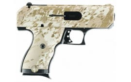 "Hi-Point 916DD C9 Single 9mm 3.5"" 8+1 Digital Desert Camo Grip"