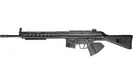 """PTR 401 AC-200001 FR 308 18HB Black 6"""" Rail CA"""