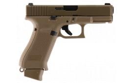 Glock PX1950703 19X 9M GNS 15R