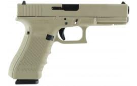 Glock UG1750204 G17 G4 9M Desert Tan