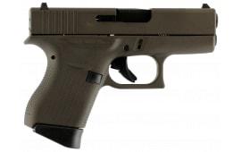 Glock UI4350204 G43 US 9M Dtan