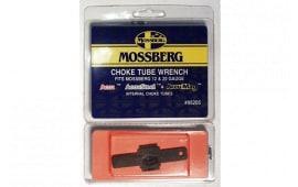 Mossberg 95205 Accu Wrench Choke 10, 12, 16 & 20GA ALL Black